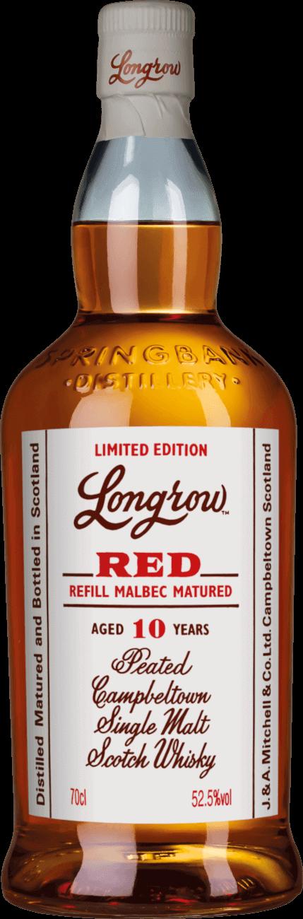Longrow Red 10 Jahre Malbec Cask