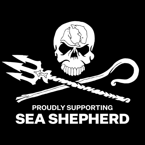 Logo Sea Shepherd Jolly Roger