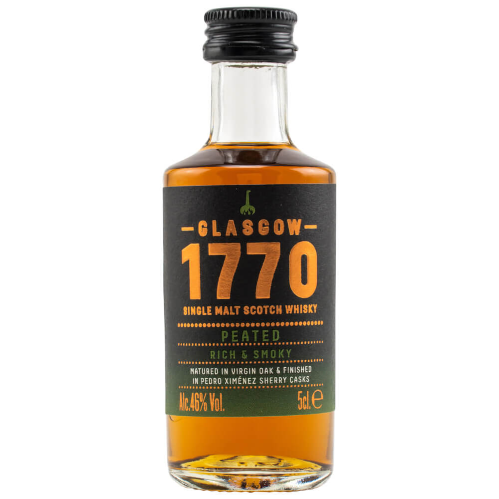 1770 Glasgow Single Malt Whisky Peated