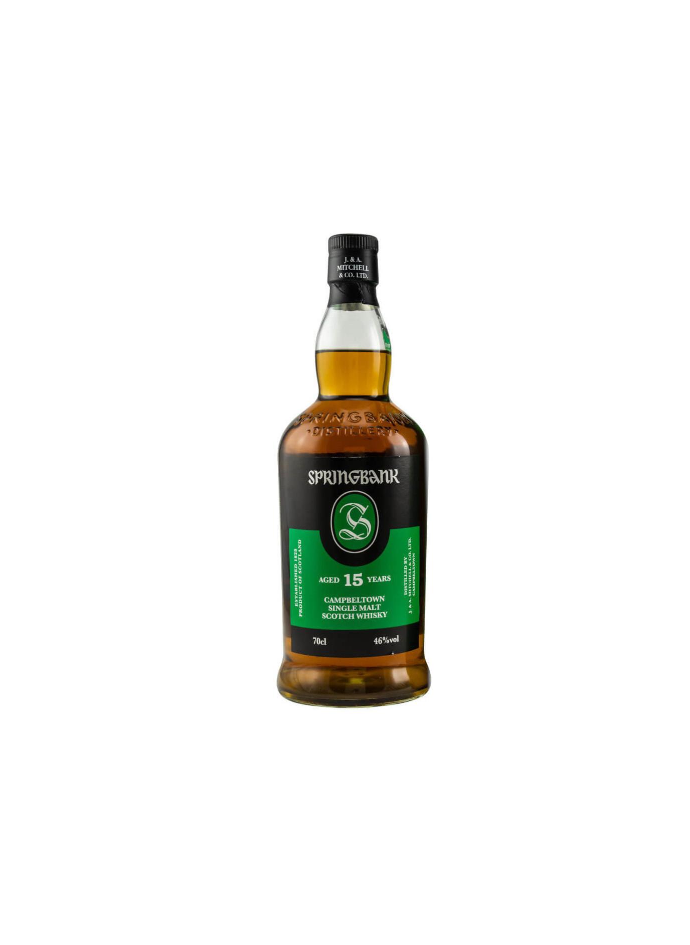 Springbank 15 schottischer Whisky