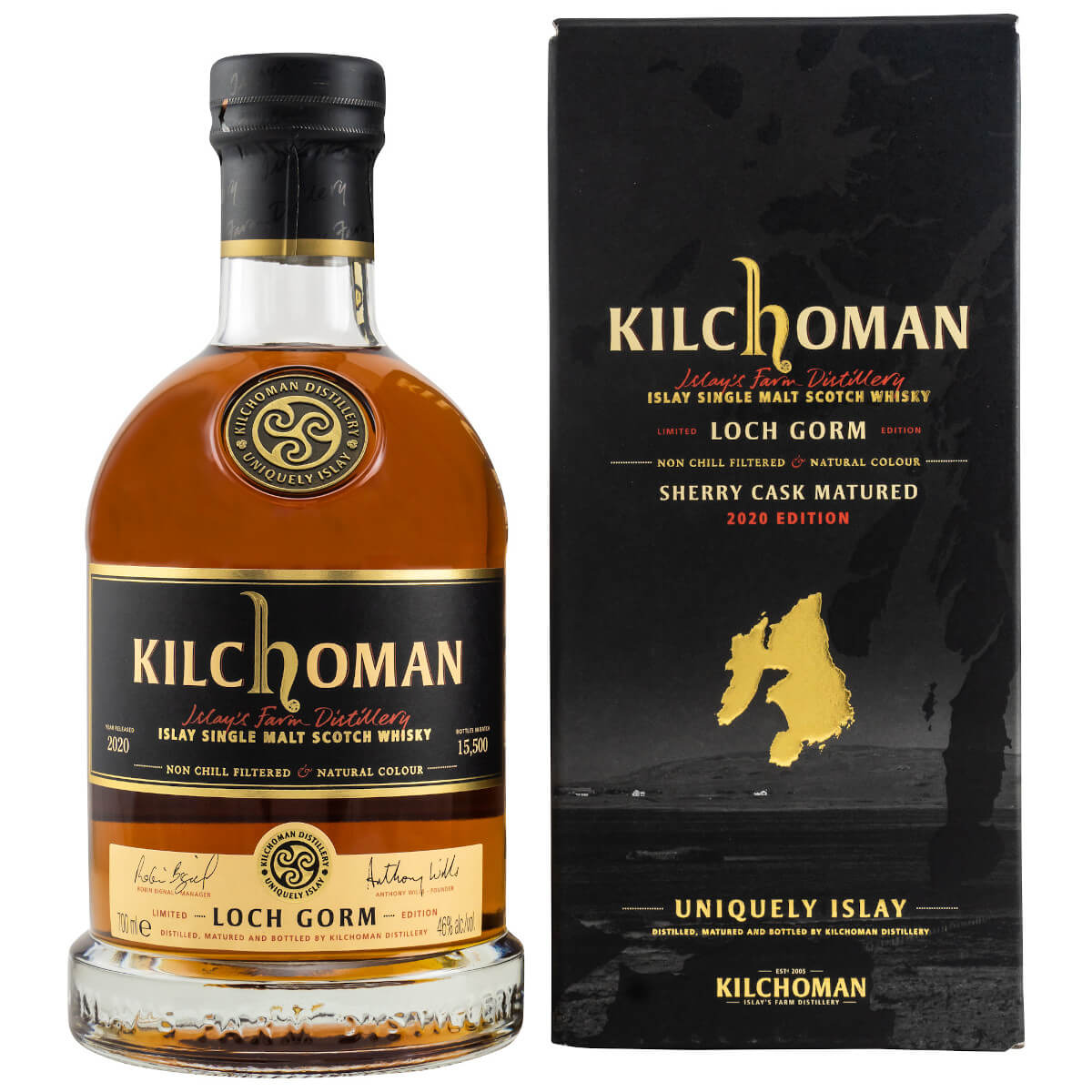 Kilchoman Loch Gorm 2020 Islay Whisky