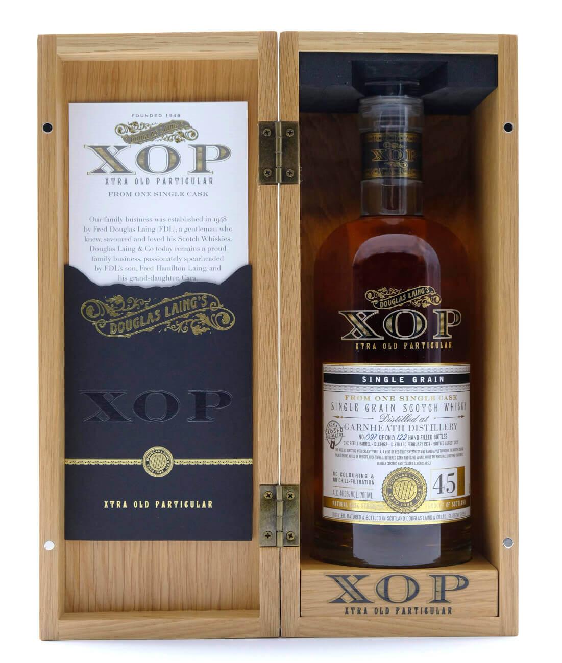 Garnheath 45 Jahre XOP Whisky kaufen