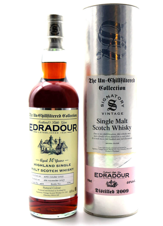 Edradour 2009/2019 Highland Whisky