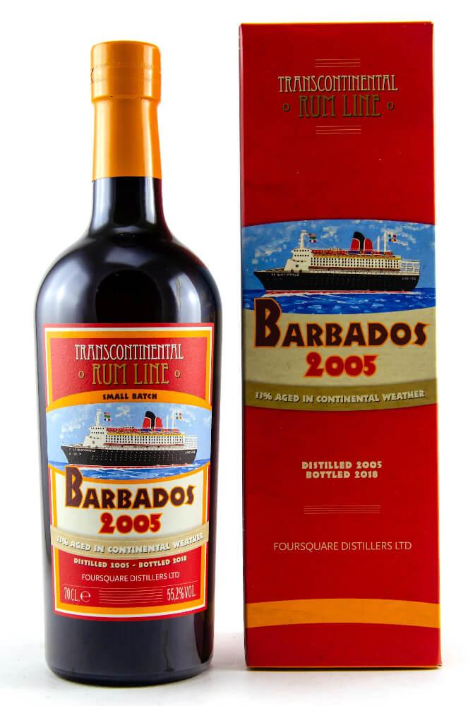 Transatlantik Rum Line Barbados