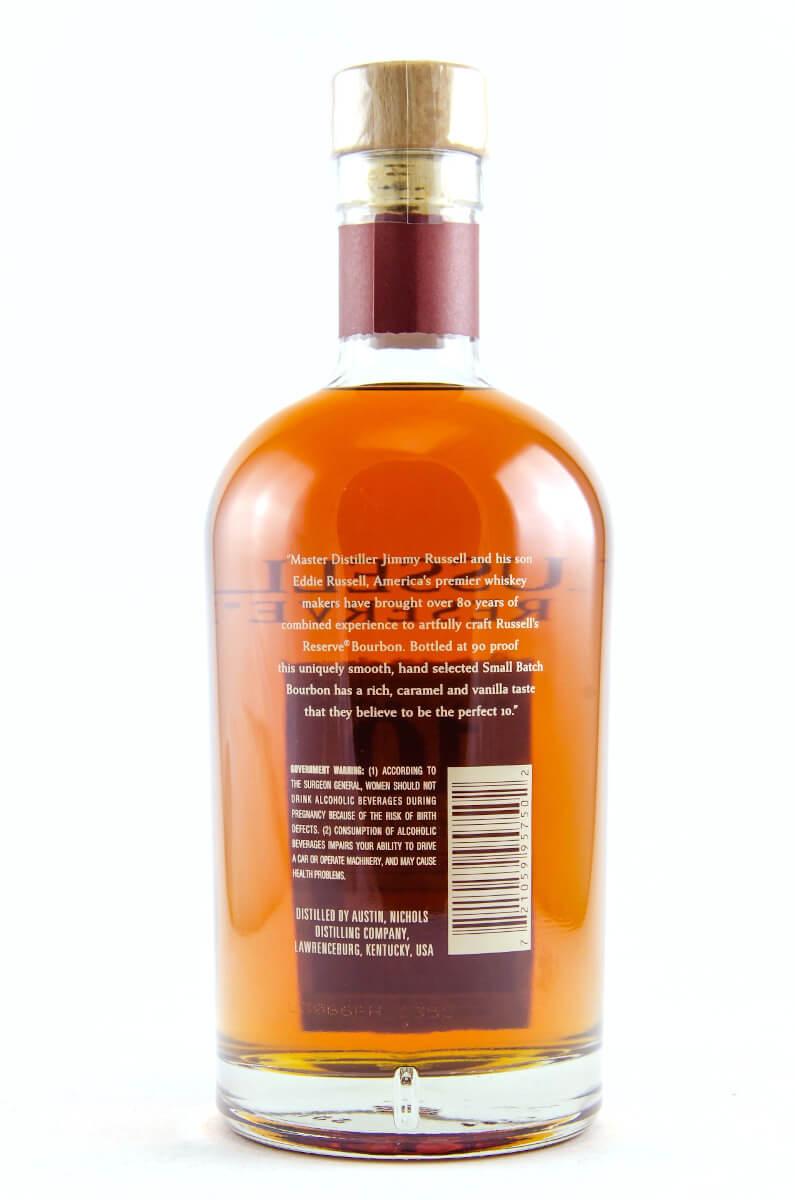 Russels Reserve Bourbon amerikanischer Whisky