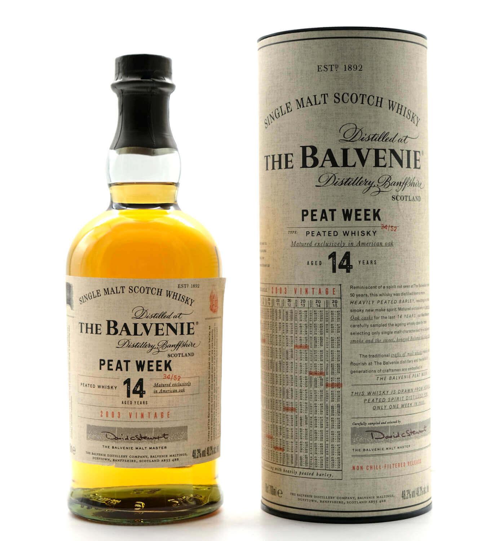 The Balvenie Peet Week