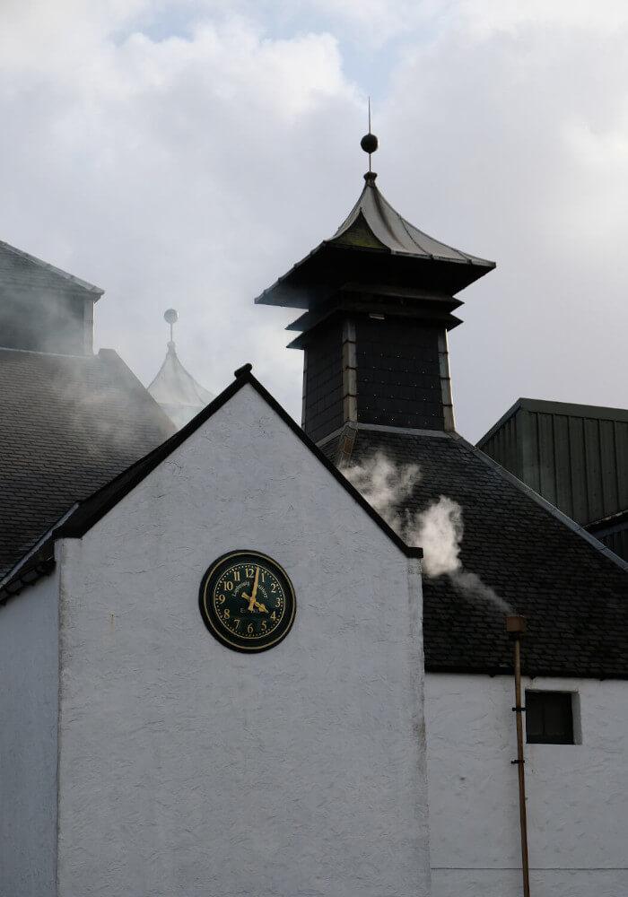 Laphroaig Destillerie Islay