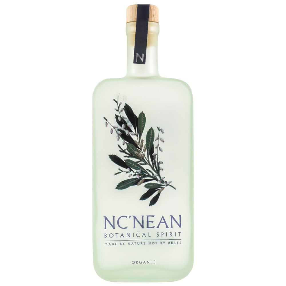 grüne Flache NcNean Botanical Spirit