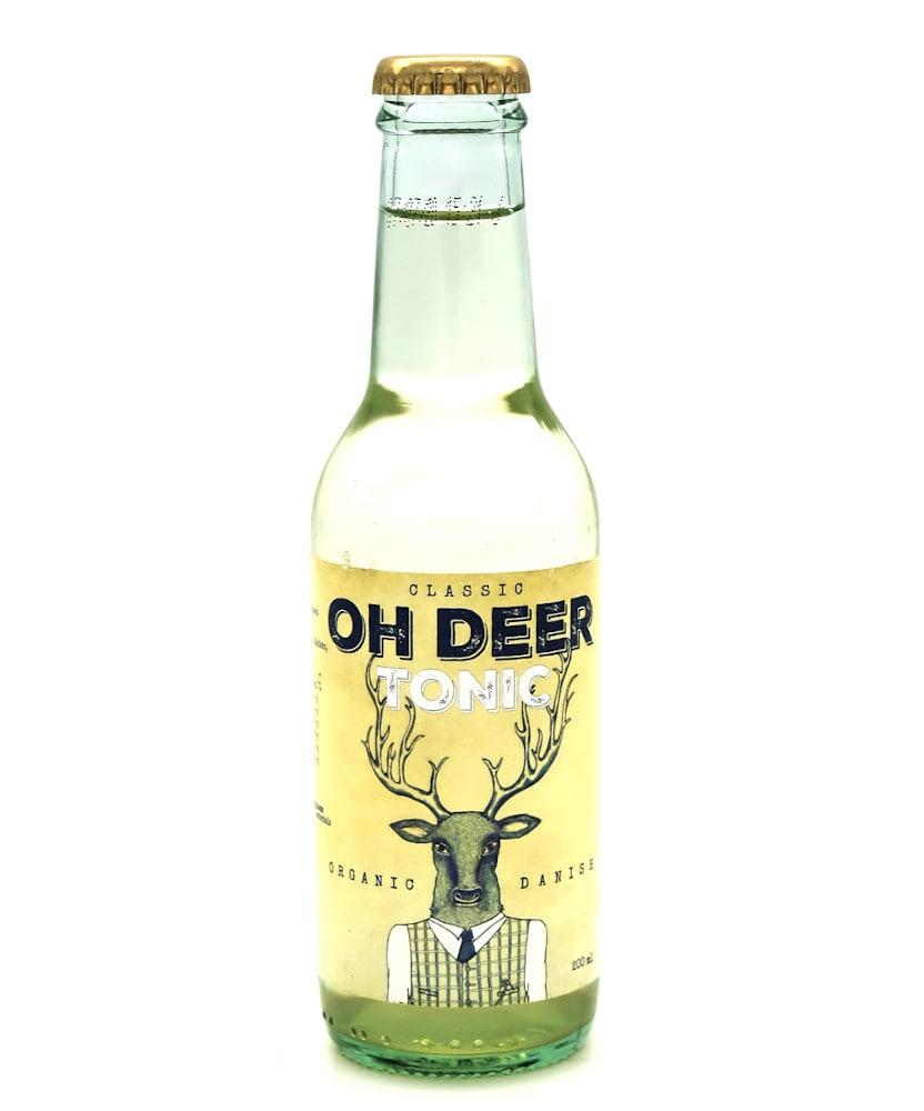 Oh Deer Klassik Tonic Water