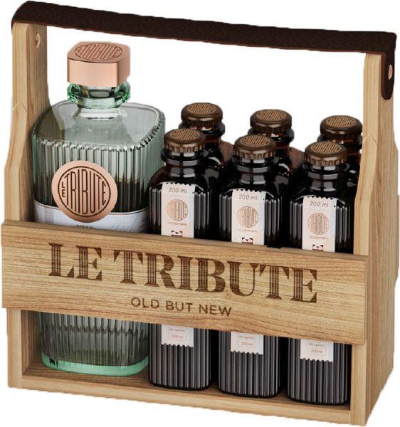 Le Tribute Gin Geschenkbox