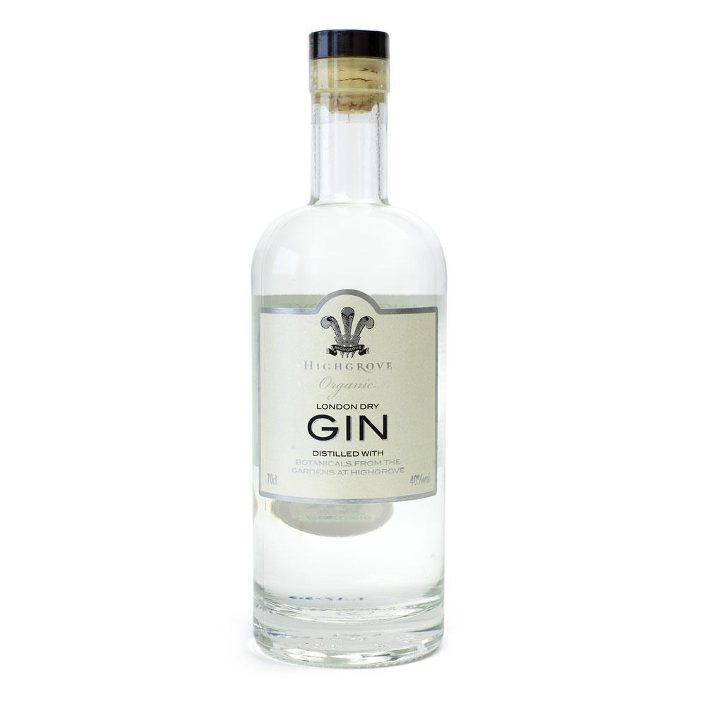 Highgrove Organic Gin