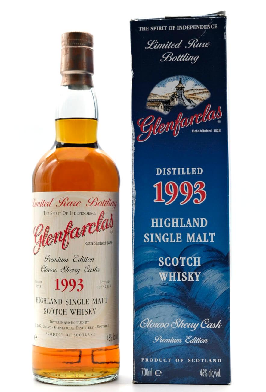 Glenfarclas 1993 Highland Whisky