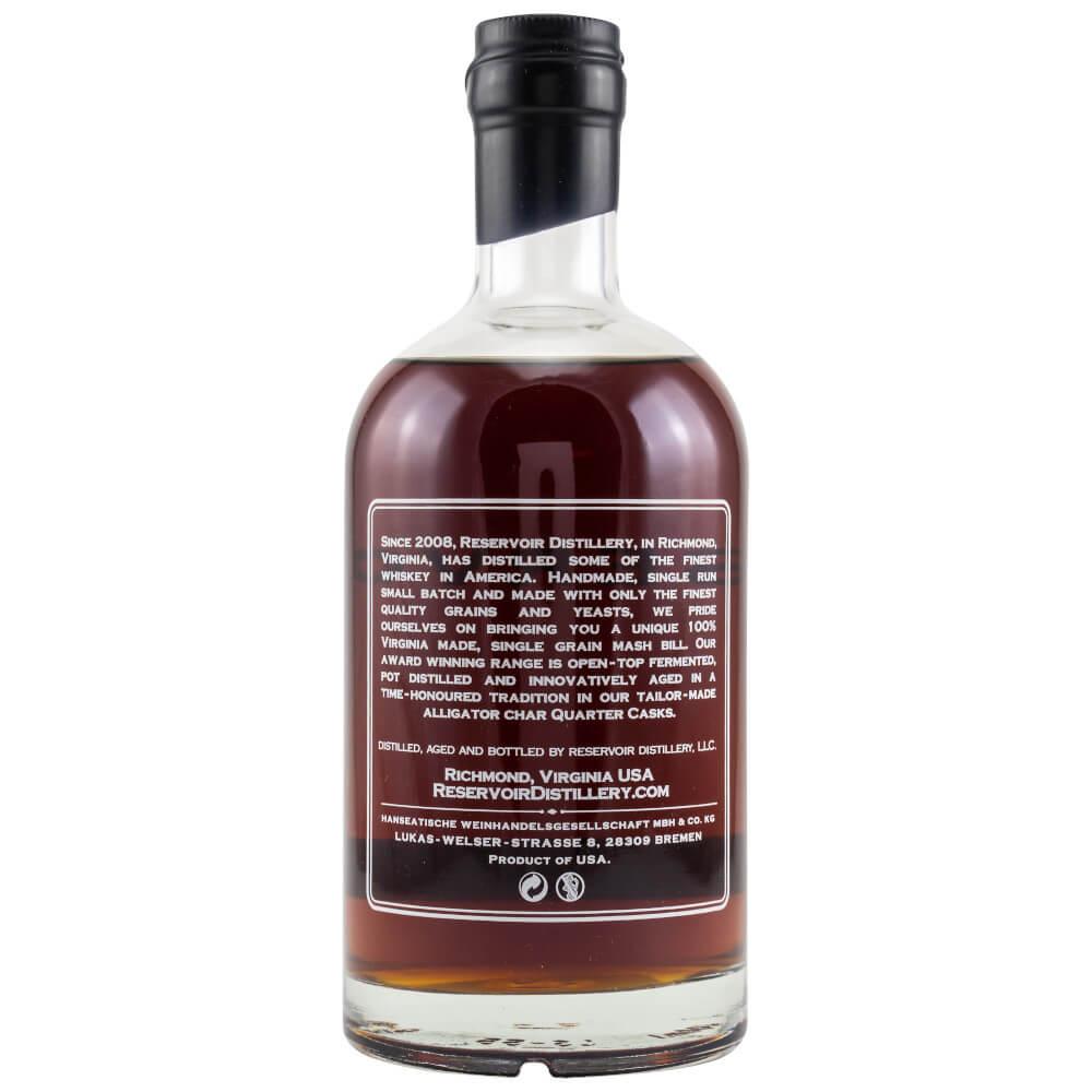 Reservoir Bourbon Whisky USA