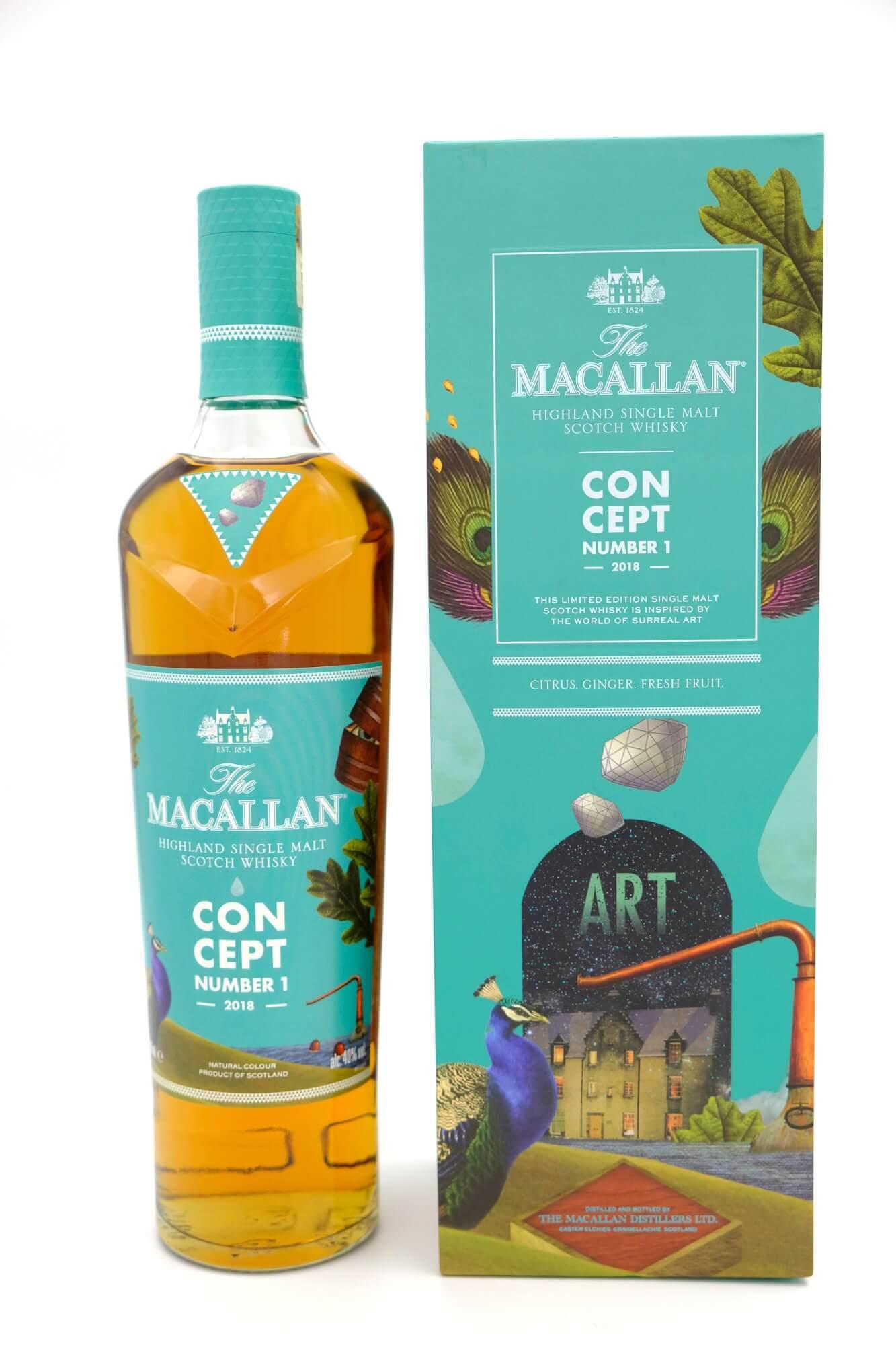 Macallan Concept No1 Highland Single Malt