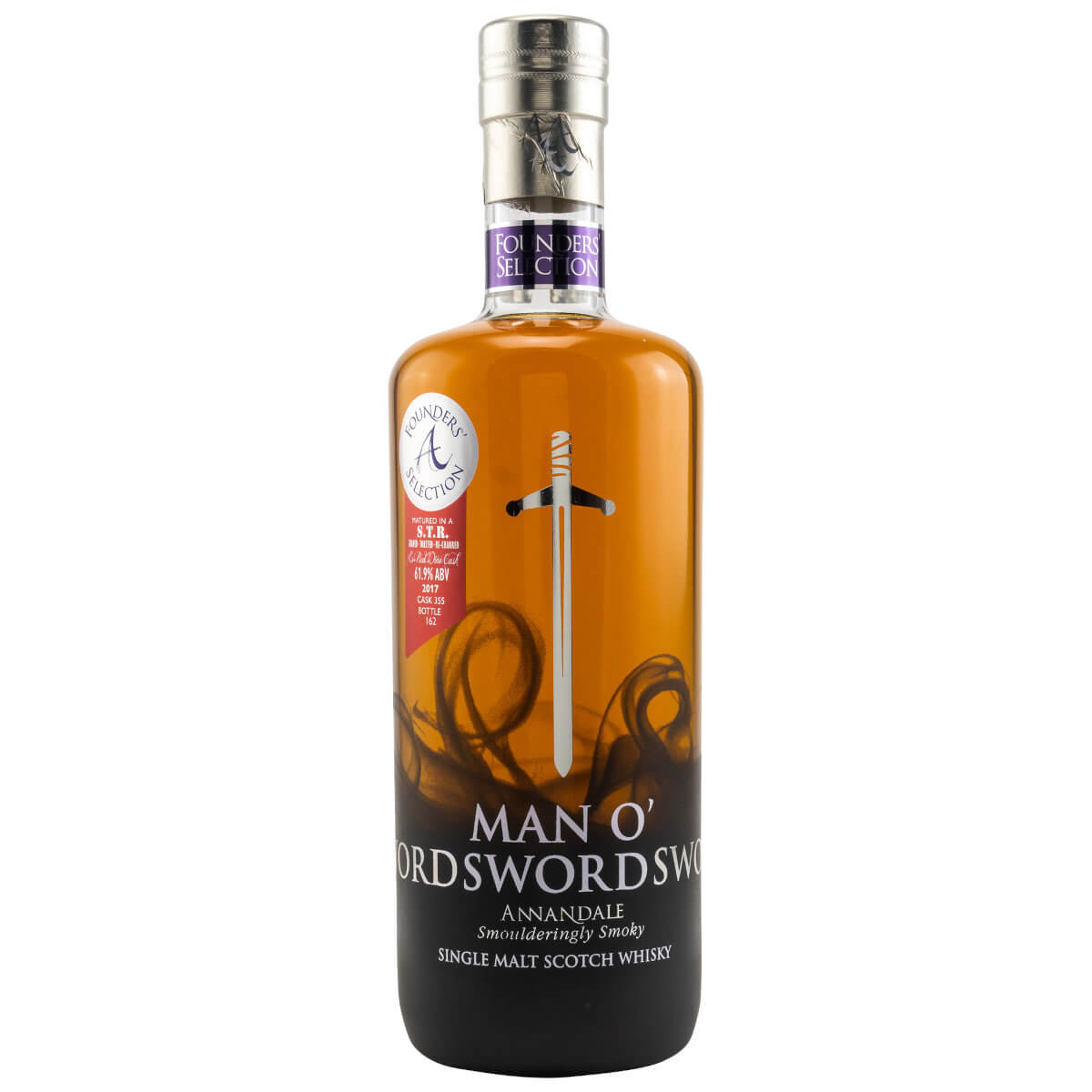 Annandale Man O' Sword Lowlands Whisky