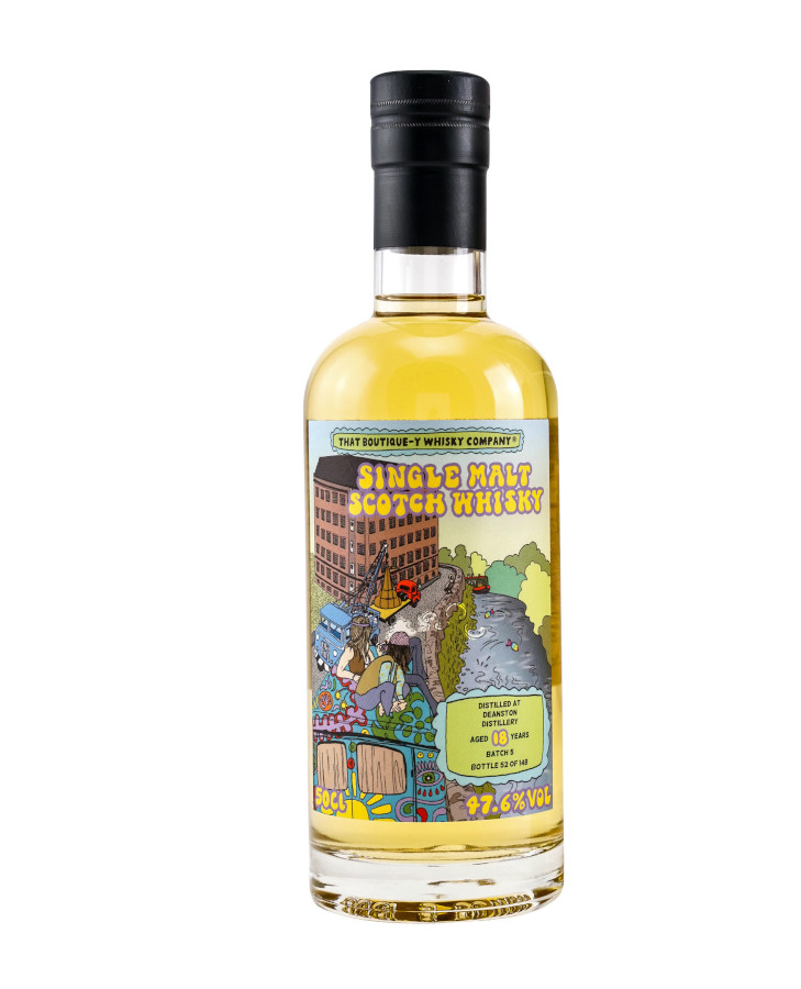 Flasche Deanston 18 Whisky