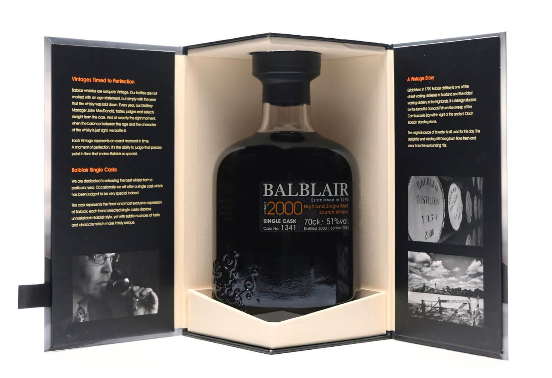Balblair schottischer Whisky