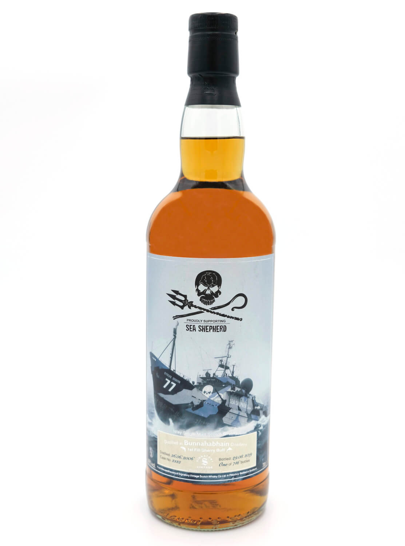 Flasche Sea Shepherd Bunnahabhain