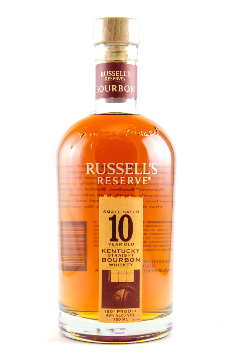 Russels Reserve Bourbon Whisky USA