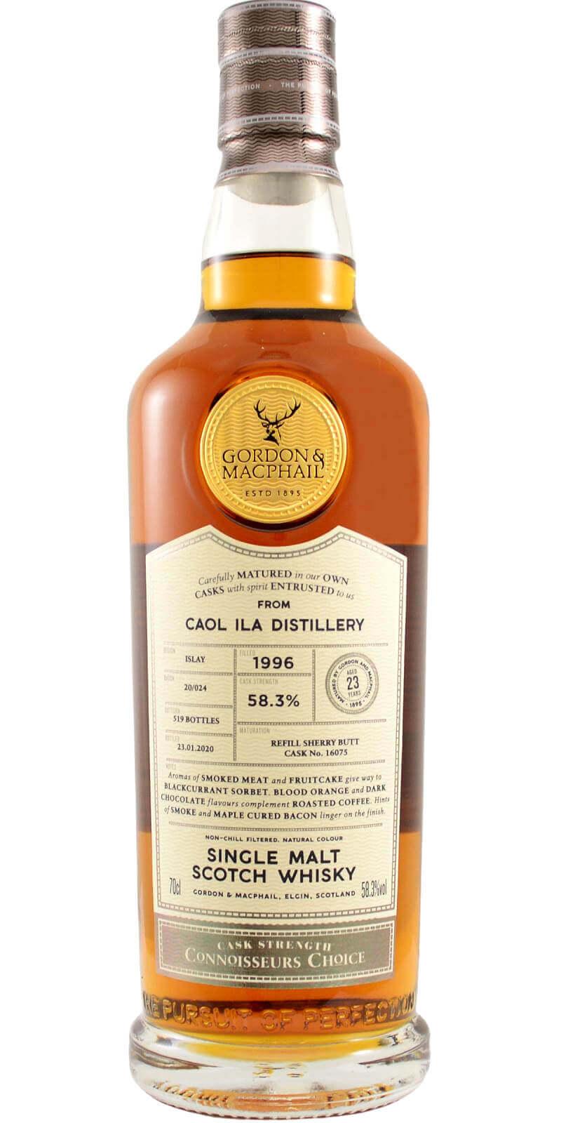 Caol Ila 1996/2020 Whisky