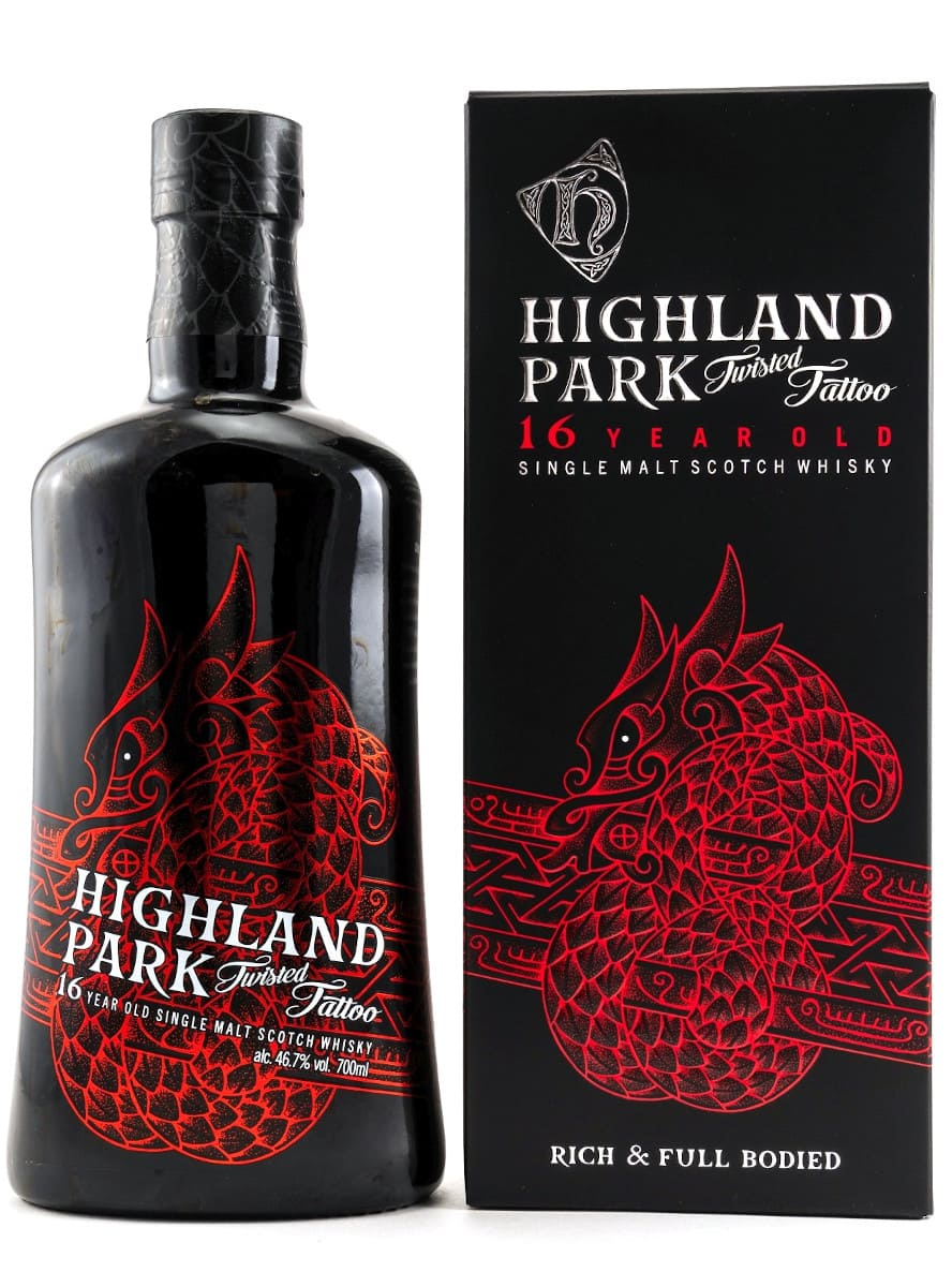 Highland Park Twisted Tattoo schottischer Whisky