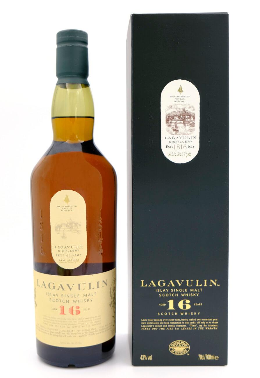 Lagavulin 16 Jahre Islay Whisky