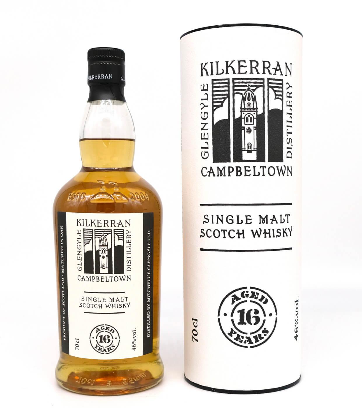 Kilkerran Campbeltown Whisky