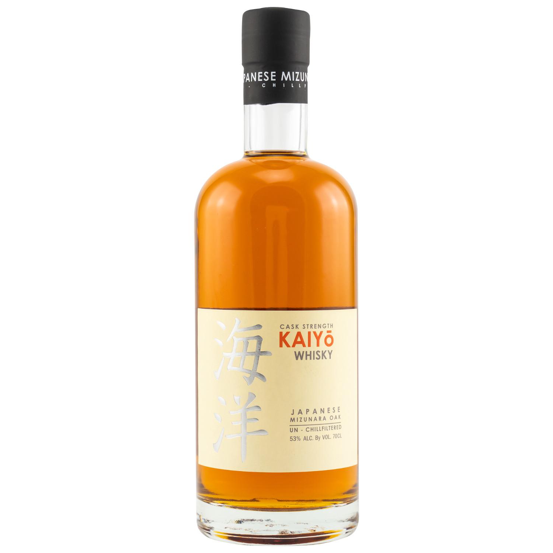 Kaiyo Mizunara Whisky Japan