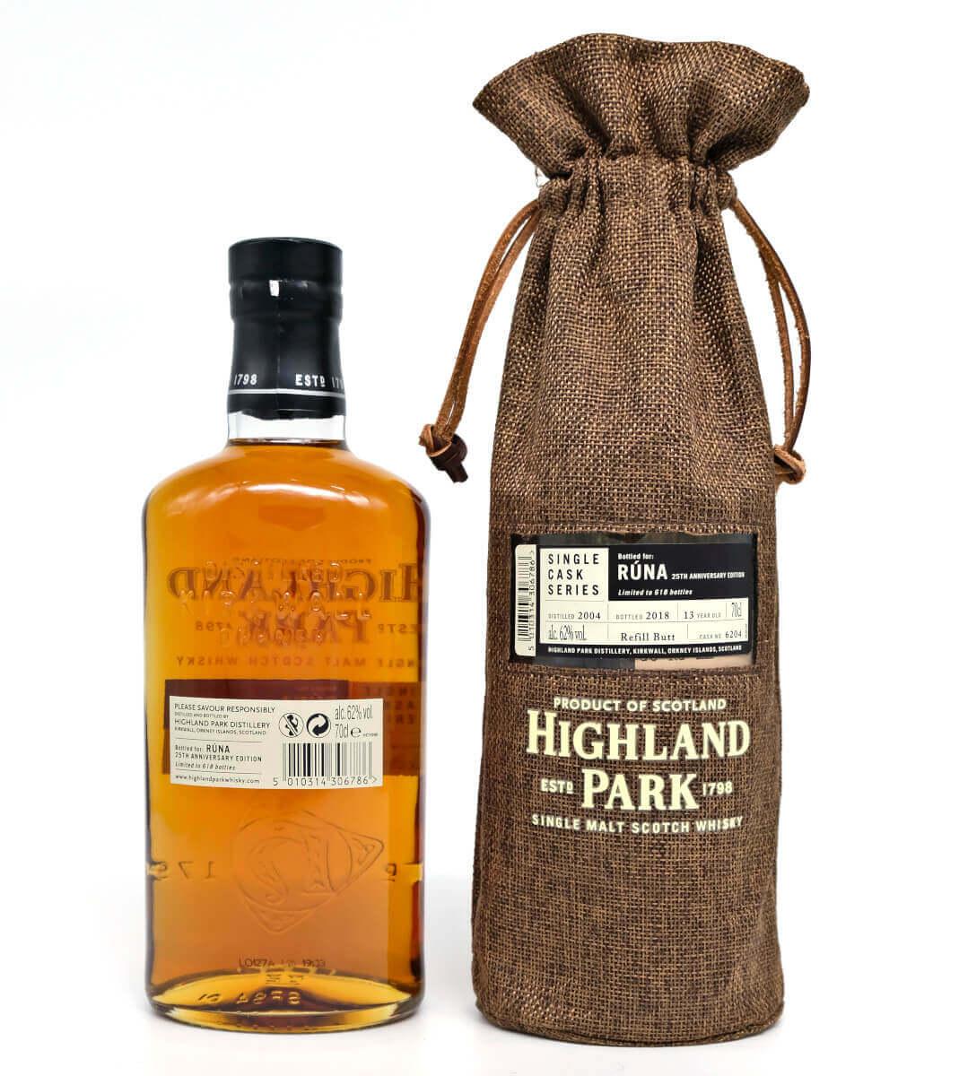 Highland Park Runa Islands Whisky kaufen