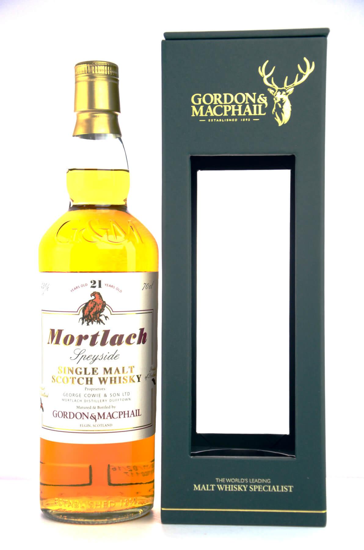 Mortlach 21 Jahre Speyside Whisky