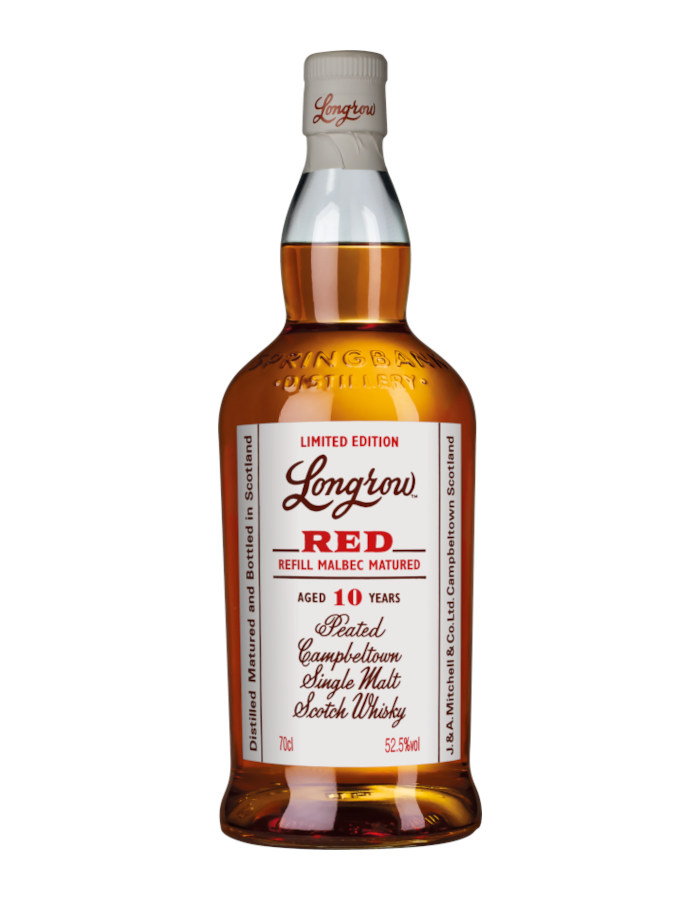 Longrow Red Campbeltown Whisky