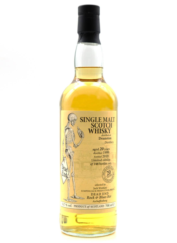 Dead End Deanston Highland Whisky