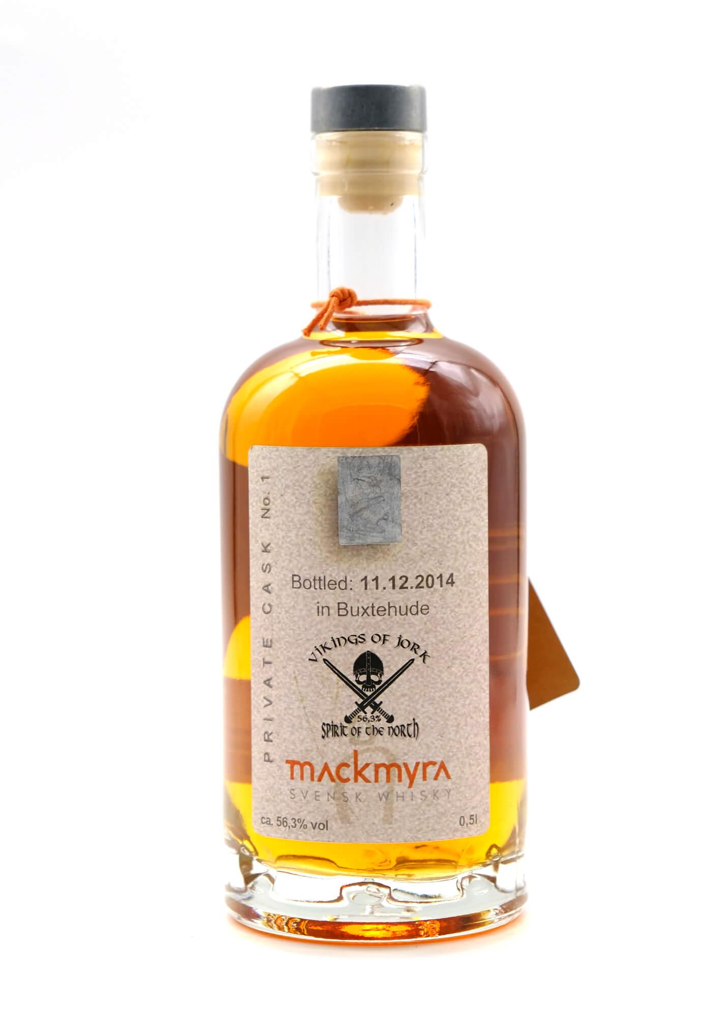 Mackmyra Spirirt of the North schwedischer Whisky
