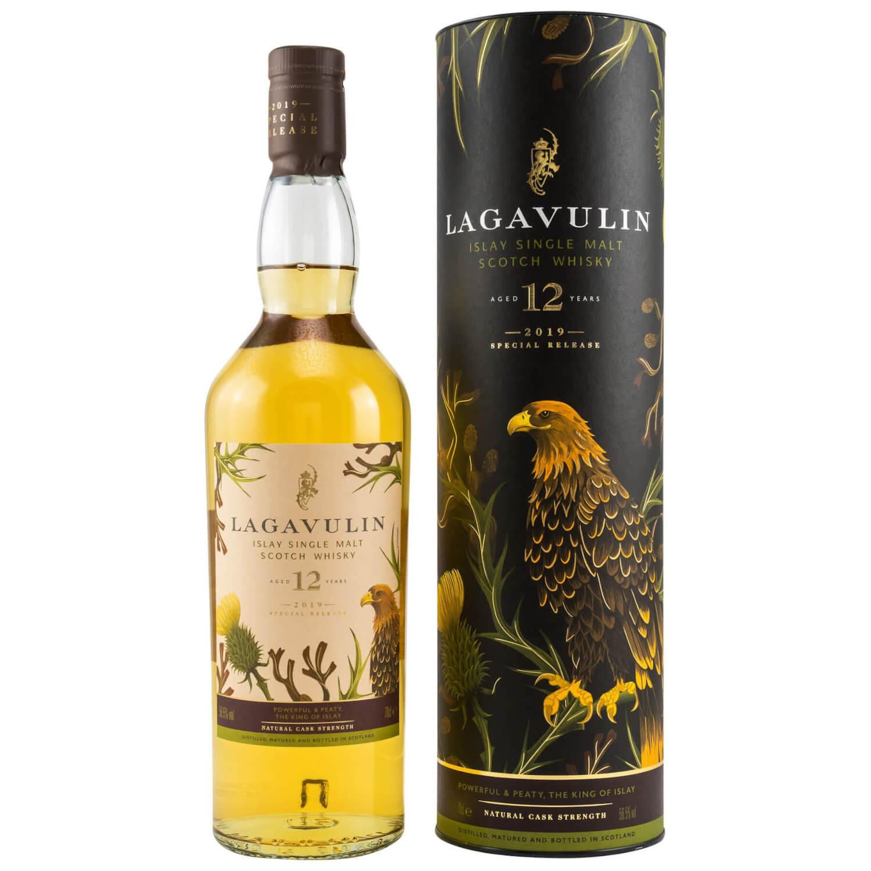 Lagavulin 12 Jahre Islay Whisky