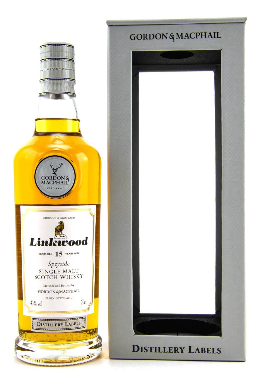 Linkwood 15 Jahre schottischer Whisky
