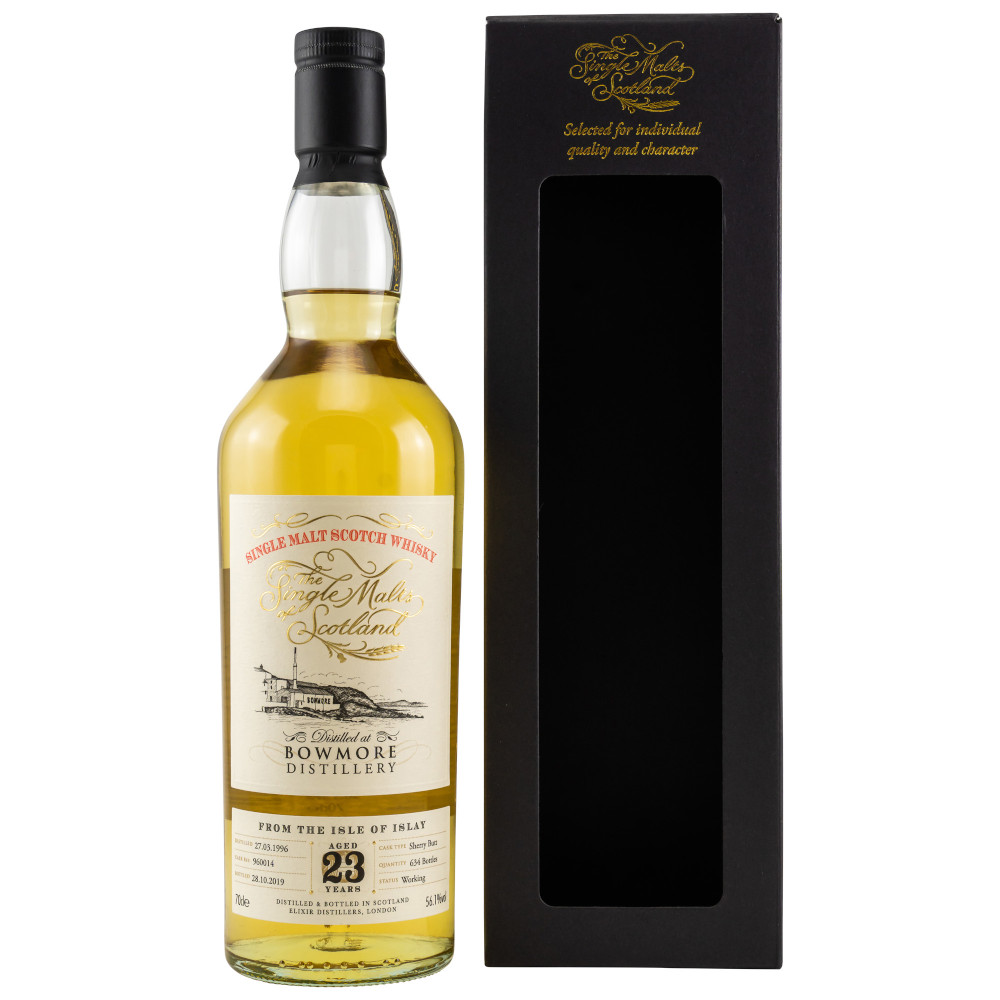 Bowmore 23 Jahre Islay Whisky