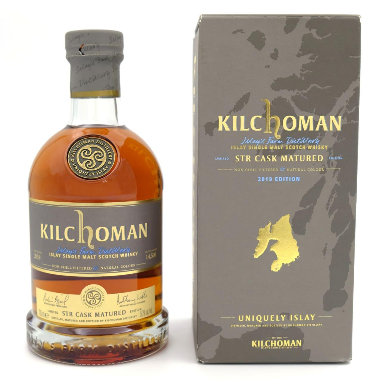Kilchoman STR Cask Islay Whisky