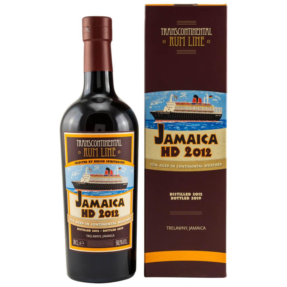 Jamaica Hampden 2012 Rum online kaufen