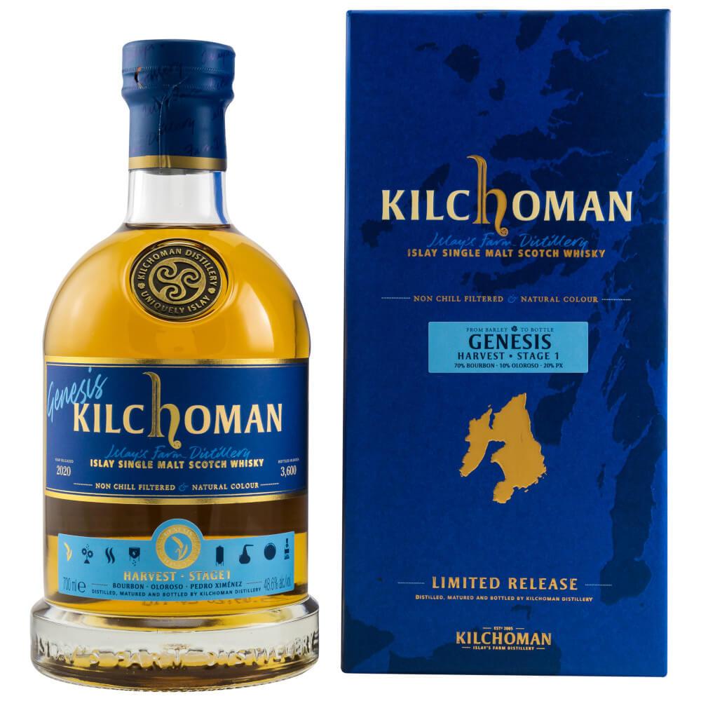 Kilchoman Genesis Stage 1 Whisky kaufen