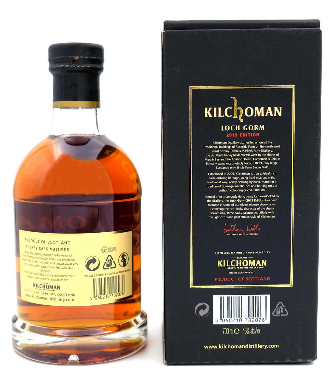 Kilchoman Loch Gorm 2019 Islay Whisky