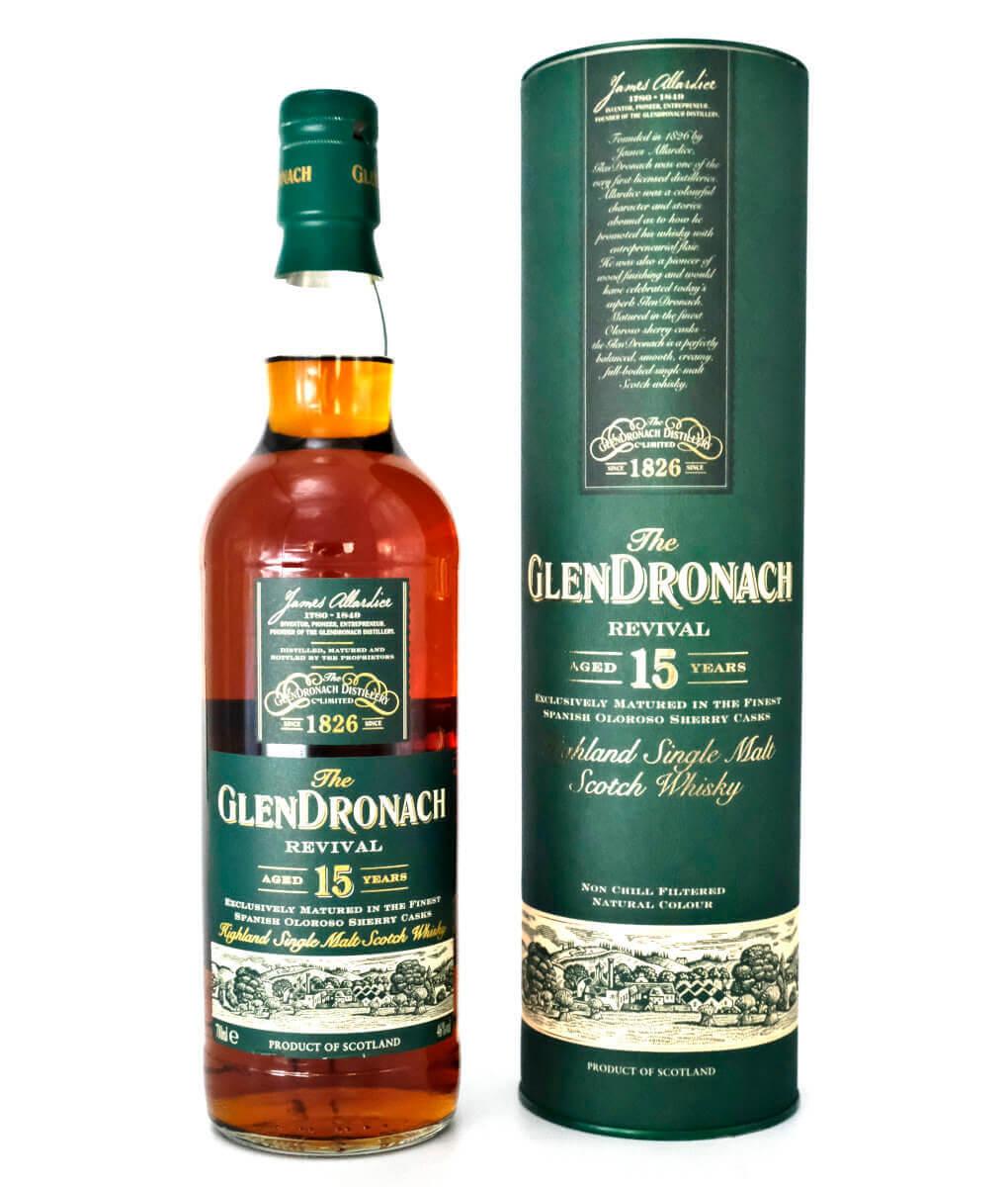 Glendronach 15 Jahre Highland Whisky