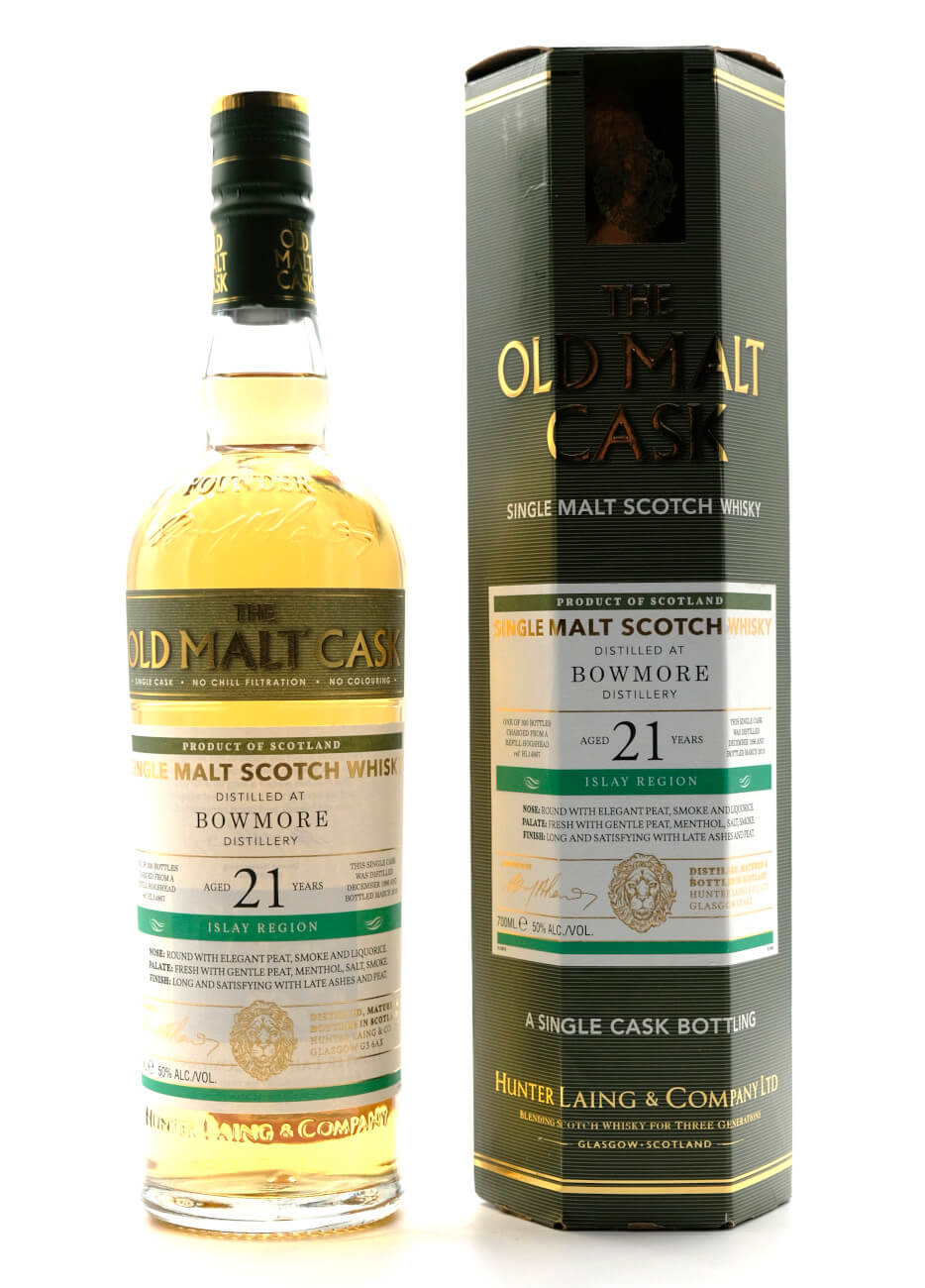 Old Malt Cask Bowmore  Islay WHisky
