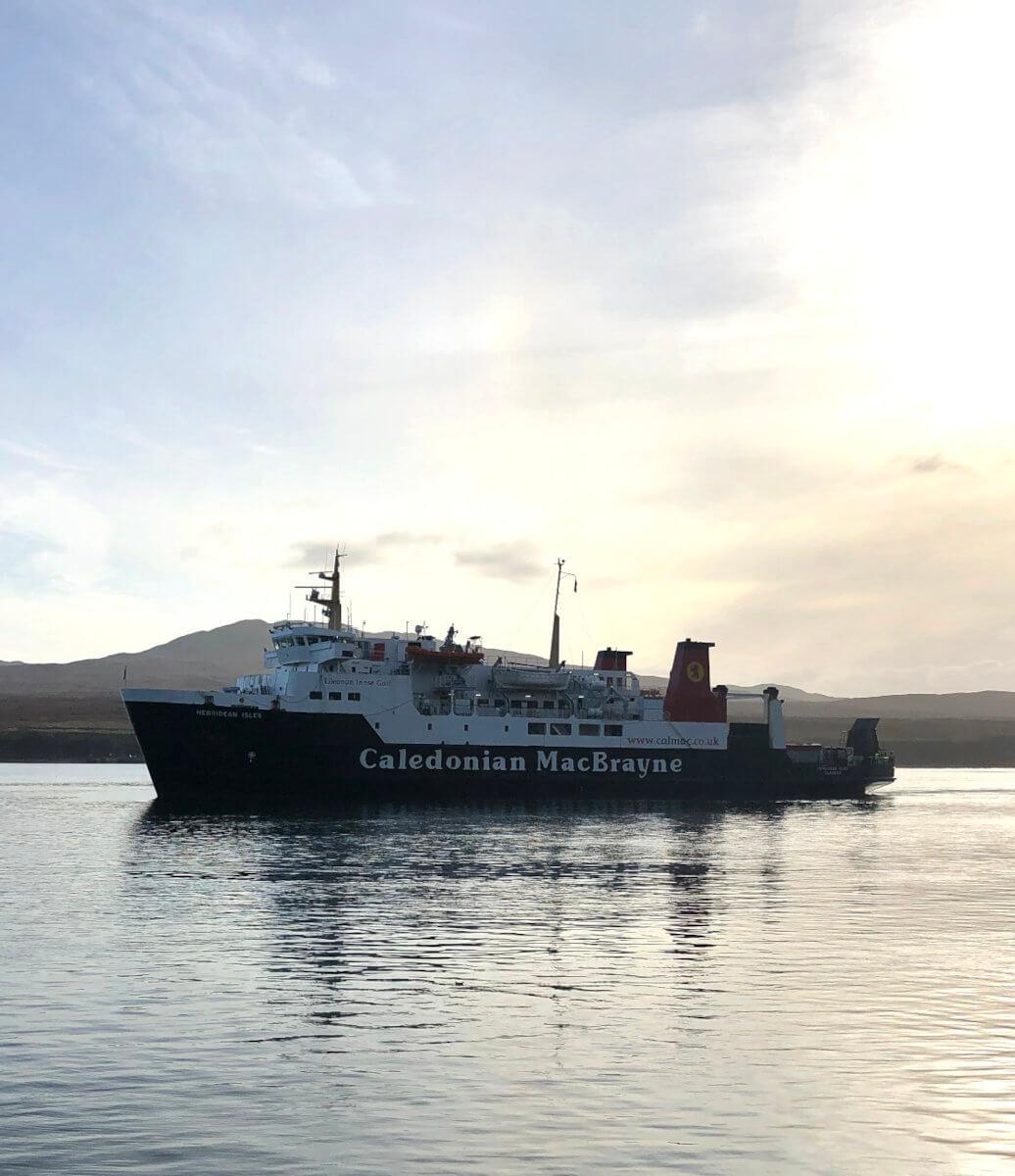 Fähre Kennacraig nach Islay