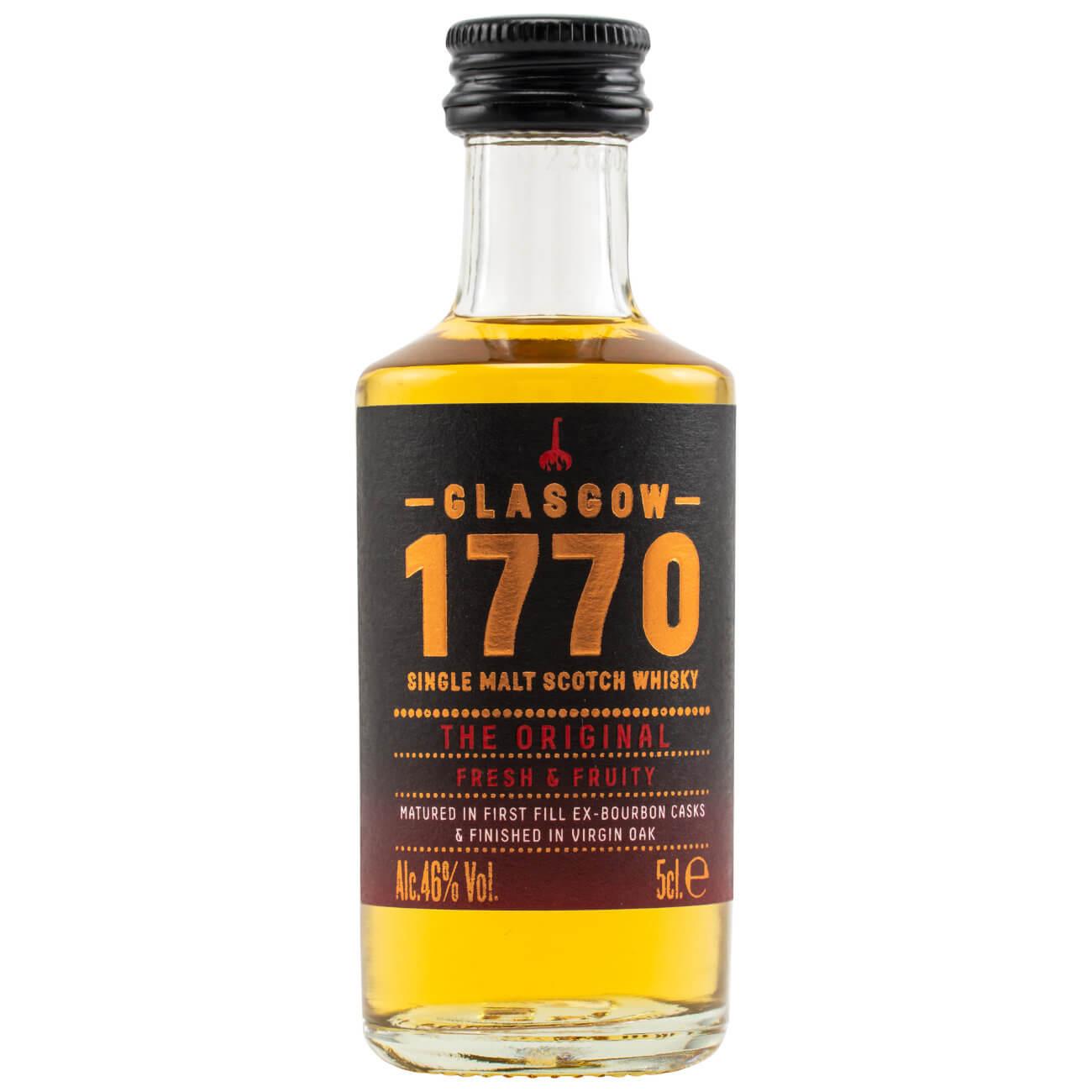 Miniaturflasche 1770 The Original