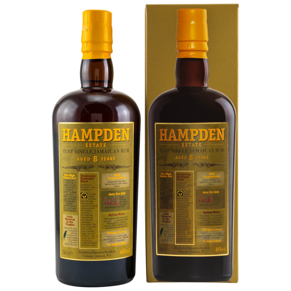 Hampden Estate Rum online