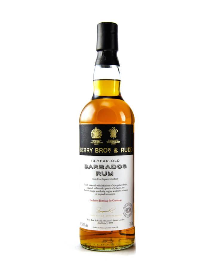 Flasche Barbados Rum
