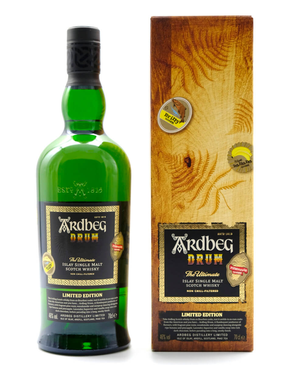 Ardbeg Drum The Ultimate 2019