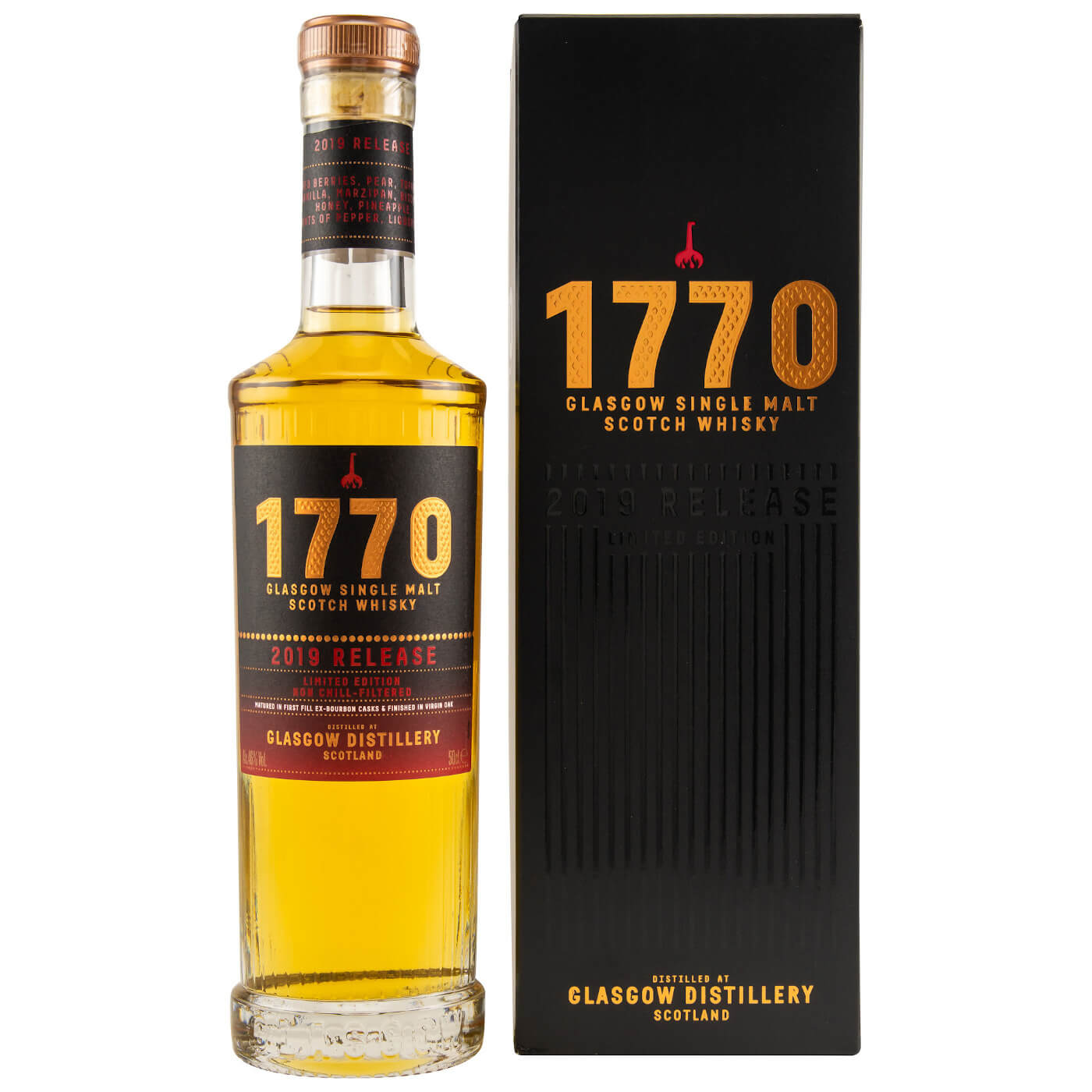 1770 Glasgow Distillery schottischer Whisky
