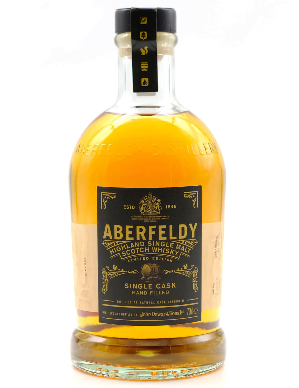Aberfeldy Single Cask  Highland Whisky