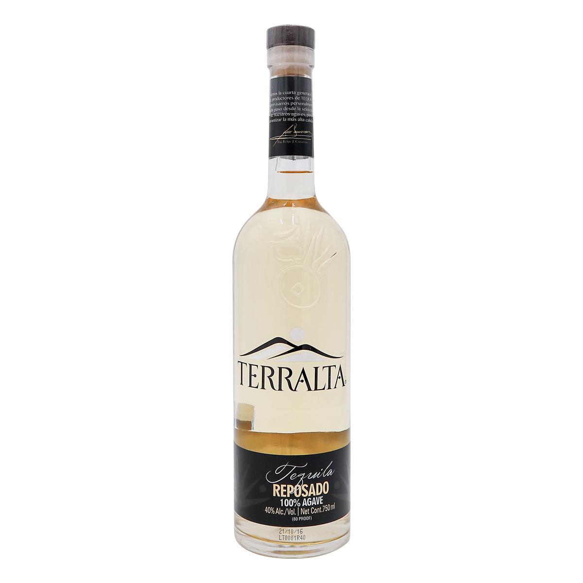 Terralta Reposado Tequila kaufen